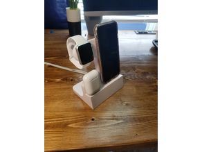 Apple Charging Stand (iPhone, Apple Watch, and AirPods)