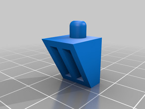 Shelf Plug / Peg for Cabinets