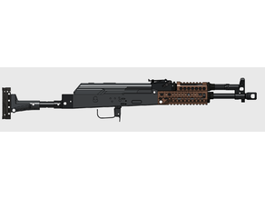 AK105 RAIL 7 INCH