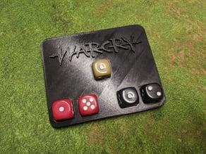 Warcry Scoreboard