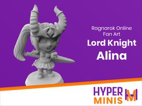 Chibi Lord Knight Alina