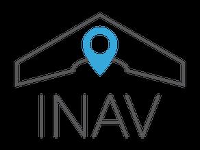 INAV logo for flying wing