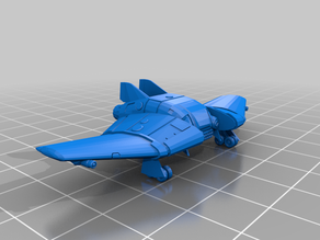 Shilone Spacefighter