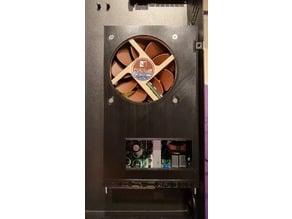 Ender 5 Plus Power Supply Casing Noctua 92x14mm RSP-500-24