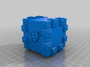 Banjo and kazooie nuts and bolts - Mumbo Crate