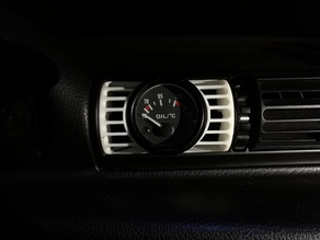 compact 52mm Airvent for BMW e36