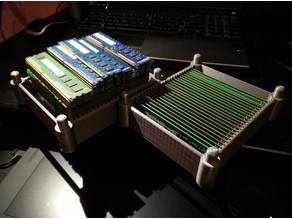 DIMM Storage Thingy (now with cover)