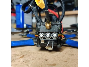 TBS SourceOne Front/Rear LED Mount