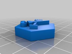Minimalist Cyvasse set