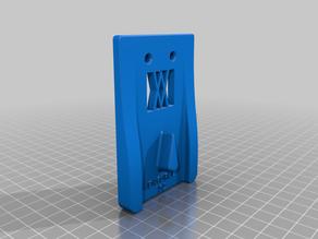 Wrecking bar 325mm holder for screws or peg board
