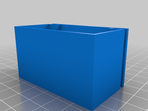 Ender 3/pro/v2 Side Filament Bin (remix)