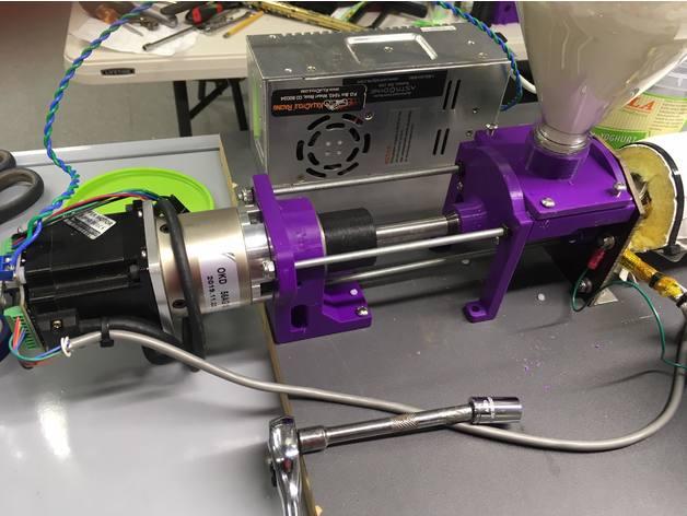 Motor Thrust Bearing Hopper And