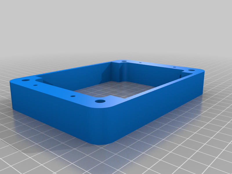Anycubic Photon rear vent adapter with fan