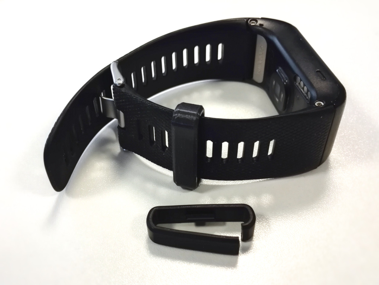 The umpteenth Garmin Vivoactive HR strap ring