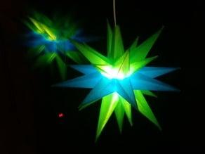 Weihnachtsstern, Moravian Star