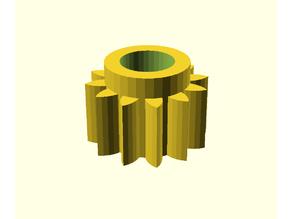 Bosch MUM poppy seed grinder gear