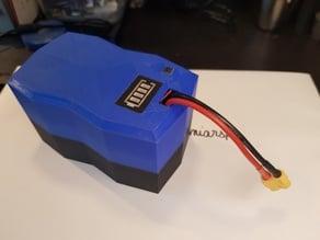 DIY Battery pack 18650 3x5 cell / Obudowa na akumulatory 18650