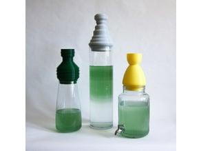 Spirulina Cultivation Lid - Steps
