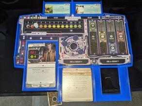 Star Wars Outer Rim Player & Ship board