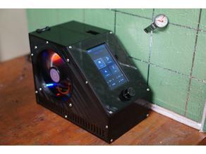 Ender 3 V2 Enclosure box electronics