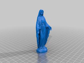 Virgen María (reparado)