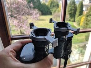 Smartphone telescope mount