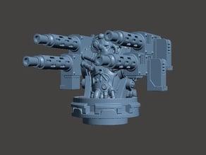 Quad Turret Gunner
