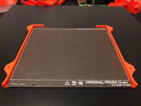 Prusa i3 Steel Sheet Holder