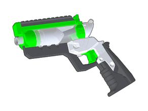 HYPR - Nerf Elastic Hammer-Prime Pistol