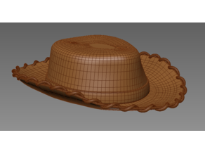 Toy Story Sheriff Woody Pride's Hat