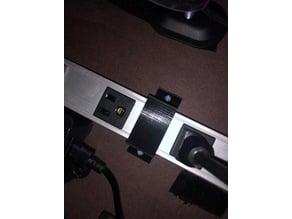 PDU mounting bracket
