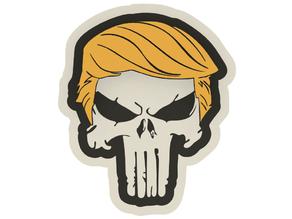 Trump Punisher Magnet