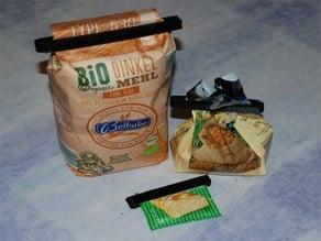 Customizable Bag Clip