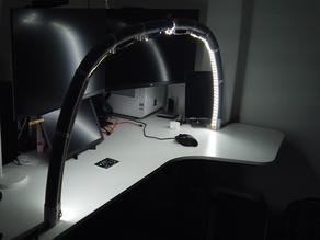 Workbench LED arc