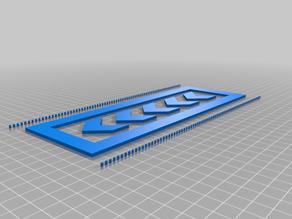 Mario Kart Live Home Circuit Reversible Turn Arrow (MMU)