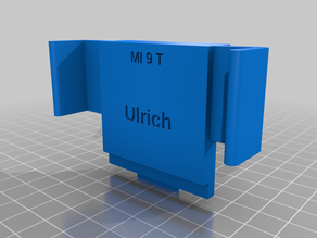 My MI9T Charging Dock