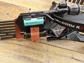 crossbow Cobra r9 light mount laser mount
