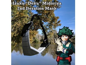 Deku's Mask - My Hero Academia