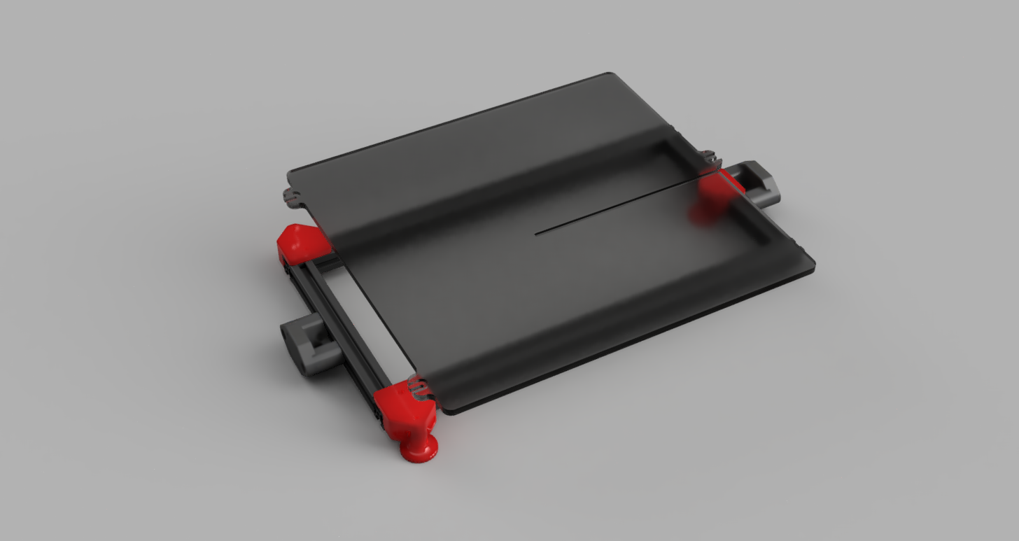 BLV MGN Cube 300ZL Bed Mounts