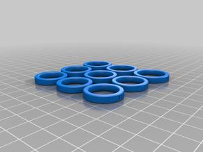 Caliber rings - Calibro anelli