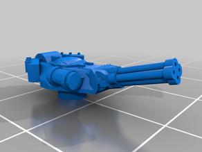 Super Modular Leman Russ Tank