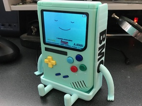 BMO (Beemo) Game Boy or Gameboy Zero Stand