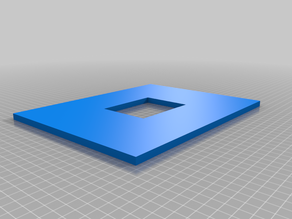Parametric router template