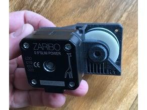 Zaribo Geared Extruder Motor