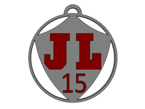 JL BOURG - Porte clefs