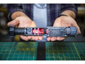 Cutaway Lightsaber