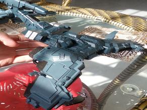EVE online     Spacecraft model   Scorpion Battleship