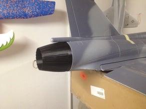 Flyfly Mirage thrust tube
