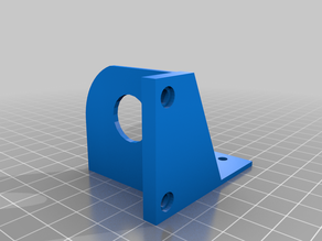 Creality Ender 3 BMG direct drive mount