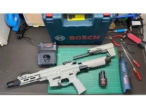 ICS CXP-MARS PDW9 BOSCH PowerTool Battery Stock